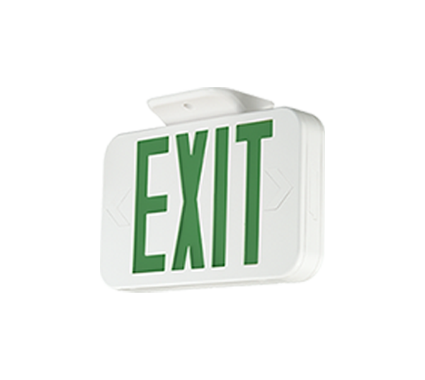Thermoplastic Micro LED Exit Signs